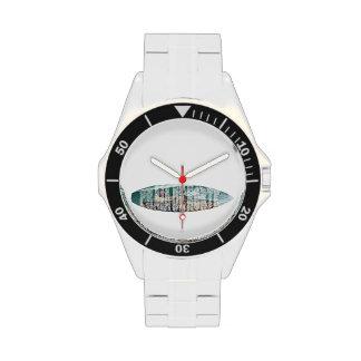 Surfing Praia de Norte Wrist Watches