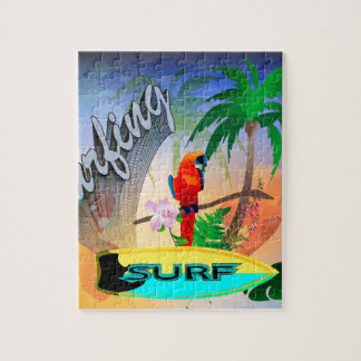 Surfing Jigsaw Puzzles