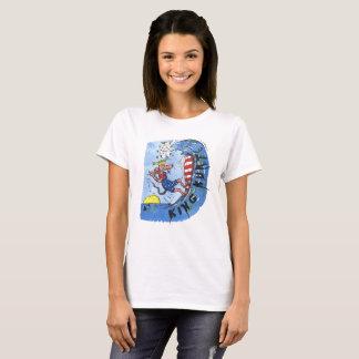 Surfing Rat ladies T-Shirt