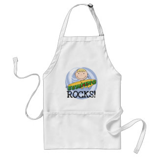 Surfing Rocks Tshirts and Gifts Adult Apron