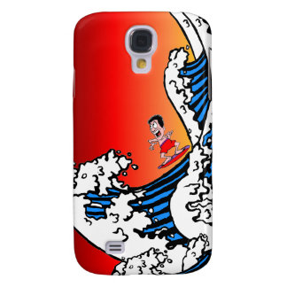 surfing samsung galaxy s4 cases
