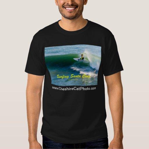 Surfing Santa Cruz California Products T-Shirt