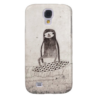Surfing Sloth Samsung Galaxy S4 Cases