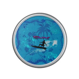 Surfing Speaker