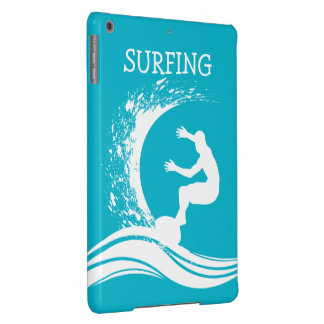 Surfing Sports Theme iPad Air Cases
