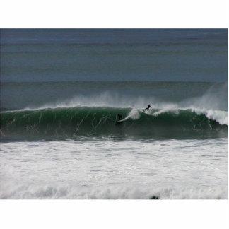 surfing statuette