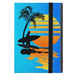 Surfing Sunrise iPad Mini Case