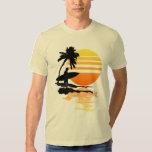 Surfing Sunrise Shirt