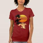 Surfing Sunrise T-Shirt