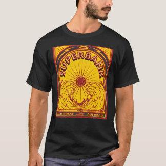 SURFING SUPERBANKS GOLD COAST AUSTRALIA T-Shirt