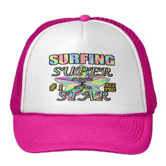 Surfing Superstar Trucker Hat