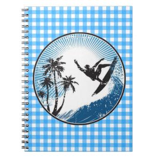 Surfing Surfer Note Books