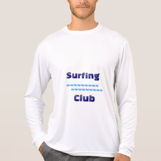 Surfing T-shirts Water Sports Team Name Shirts