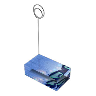 Surfing Table Card Holders