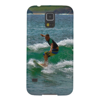 Surfing Tamarindo Galaxy S5 Cover