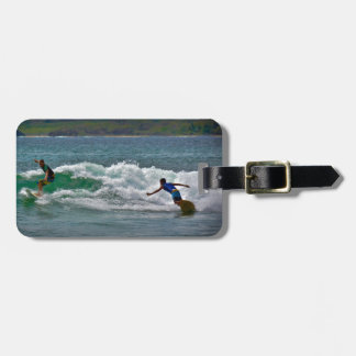 Surfing Tamarindo Tags For Luggage