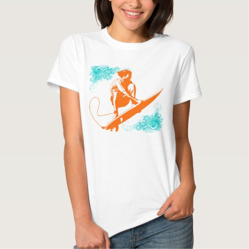 Surfing Tee Shirts