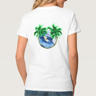 Surfing The Barrel T-Shirt