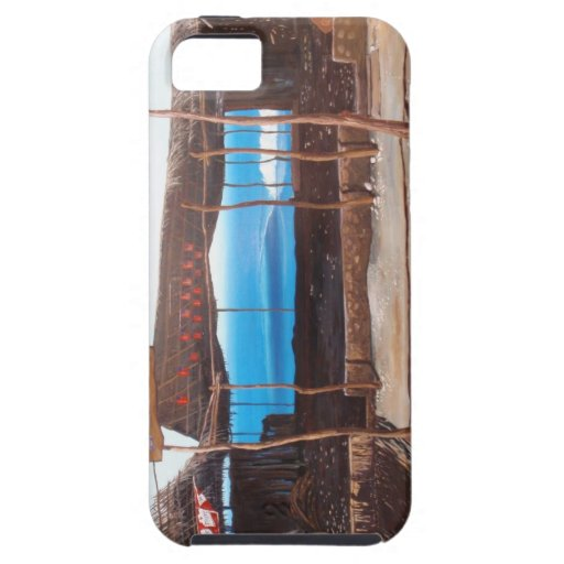 surfing the dream iPhone 5 case