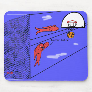 """Surfing the Net"" Mouse Pad"