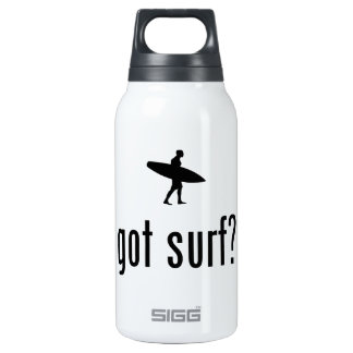 Surfing Thermos Bottle