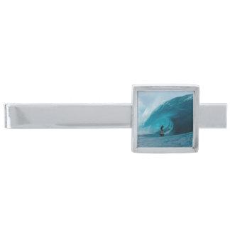 Surfing Tie Bar