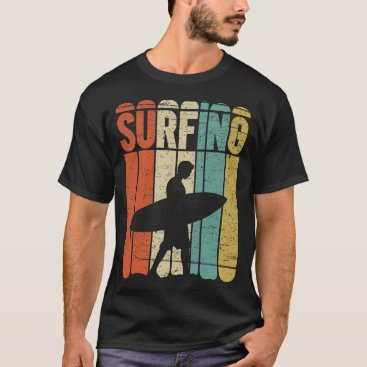 MalaysiaGiftsShop Surfing Vintage T-Shirt