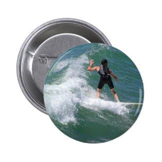 Surfing Wave Button