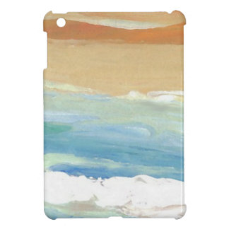 Surfing Waves in Motion Ocean Waves Beach Decor iPad Mini Cases