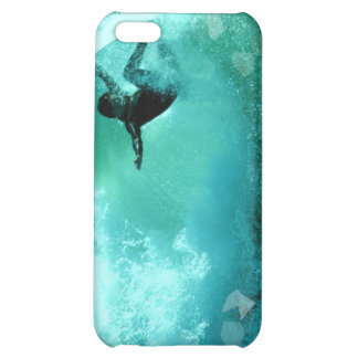 Surfing Wipeout iPhone 4 Case