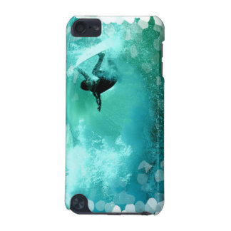 Surfing Wipeout iTouch Case