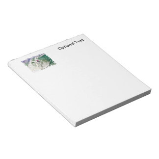 Surfing Wipeout Notepad