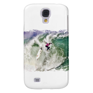 Surfing Wipeout Samsung Galaxy S4 Cover