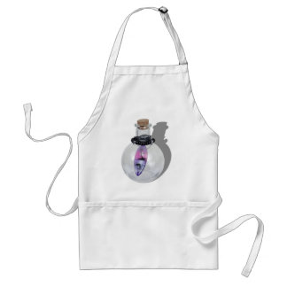 SurfingPotion062710Shadows Adult Apron