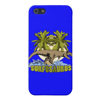 Surfosaurus Cover For iPhone SE/5/5s