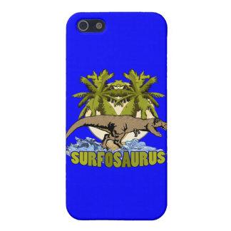 Surfosaurus iPhone 5 Case