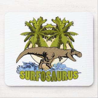 Surfosaurus Mouse Pad