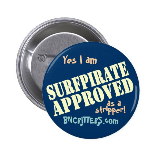 surfpirate approved Button