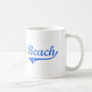 Surfrider Beach California Classic Design Coffee Mugs