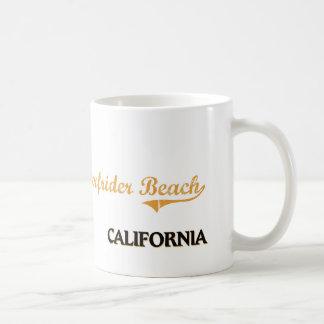 Surfrider Beach California Classic Coffee Mugs