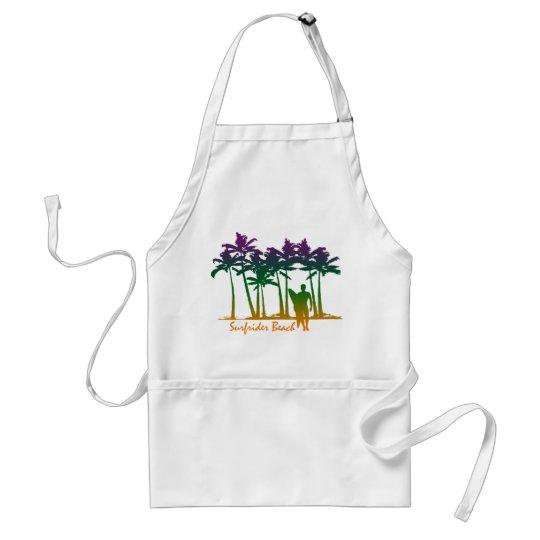 Surfrider Beach Chef's Apron