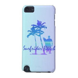Surfrider Beach Hawaiian iPod Touch Cases