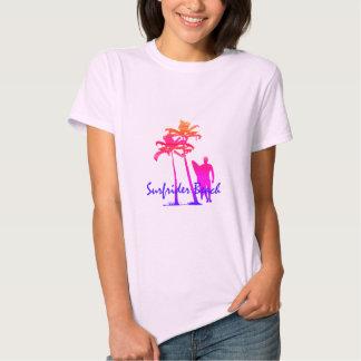 Surfrider Beach Ladies T-Shirt