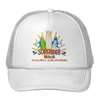 Surfrider Beach, Malibu, California Trucker Hat