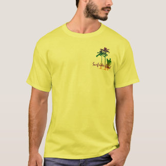 Surfrider Beach Mens T-Shirt