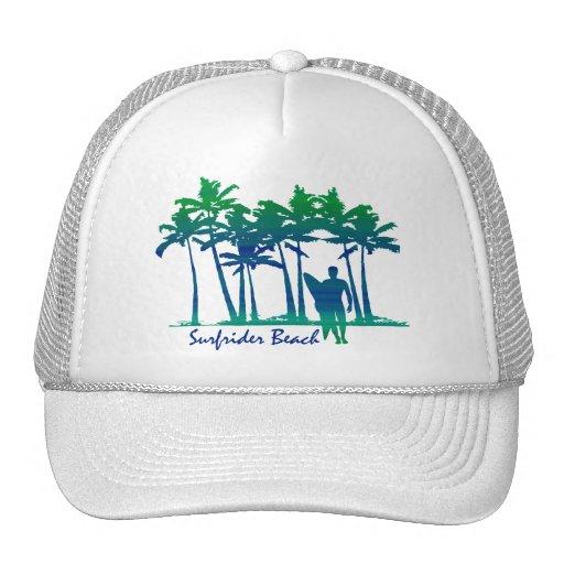 Surfrider Beach Trucker Hat