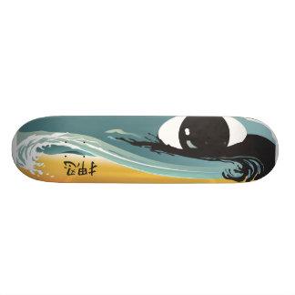 Surfrider Skateboard Deck