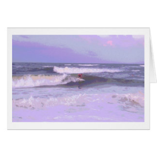 Surf's Up #1 Card