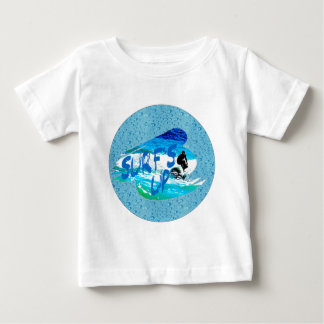 Surf's Up Baby T-Shirt