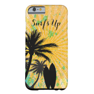 Surf's Up, Beachy Barely There iPhone 6 Case